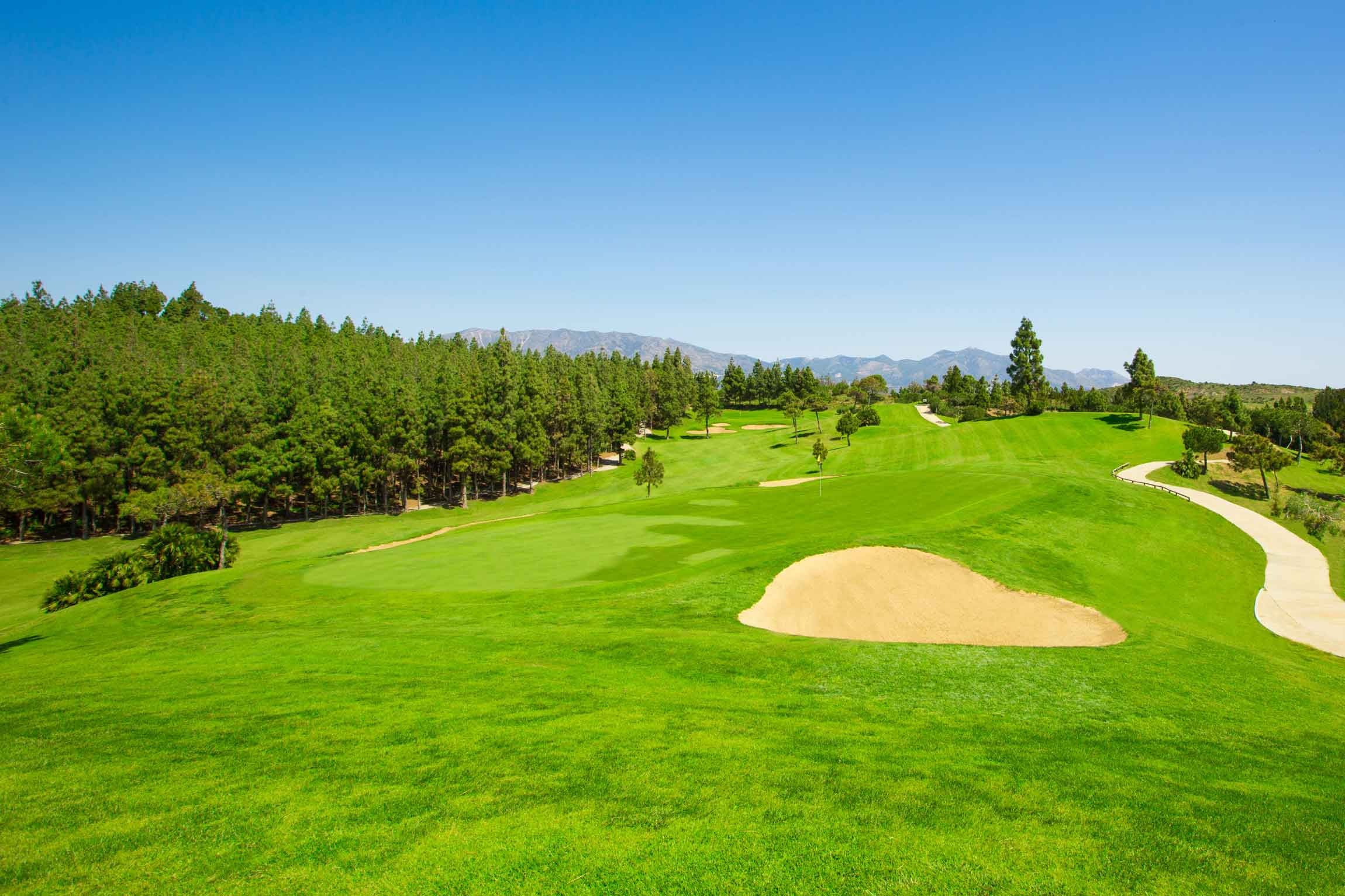 Golf Courses in Malaga