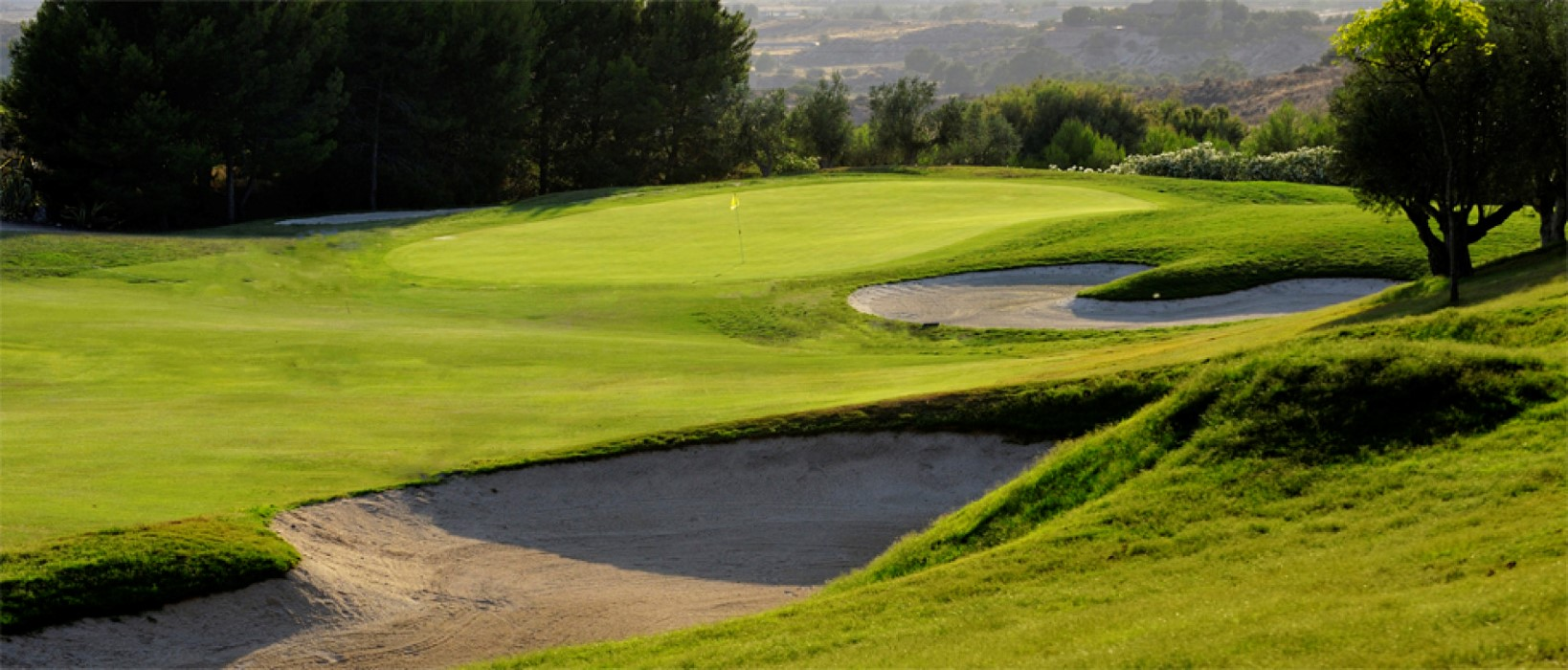Golf Course Golf Altorreal in Murcia