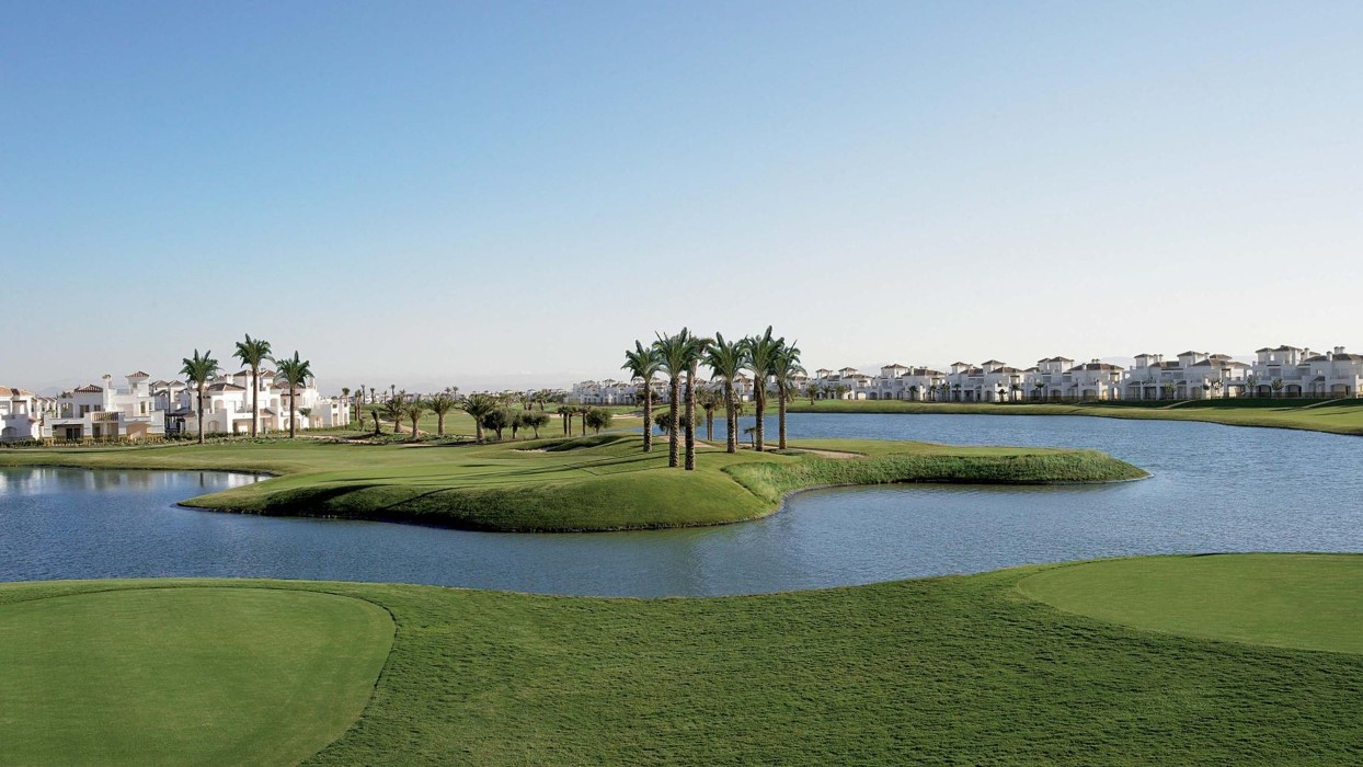 Golf Course La Torre Golf Resort in Murcia