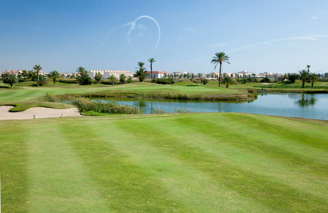 Golf Course La Serena Golf in Murcia
