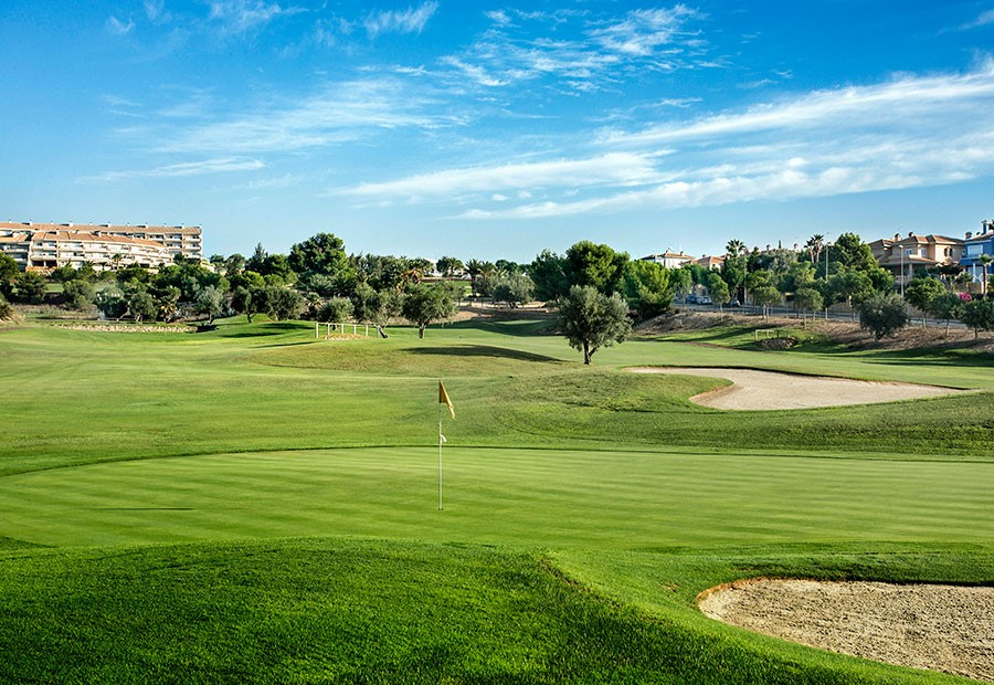Golf Course Alenda Golf in Alicante