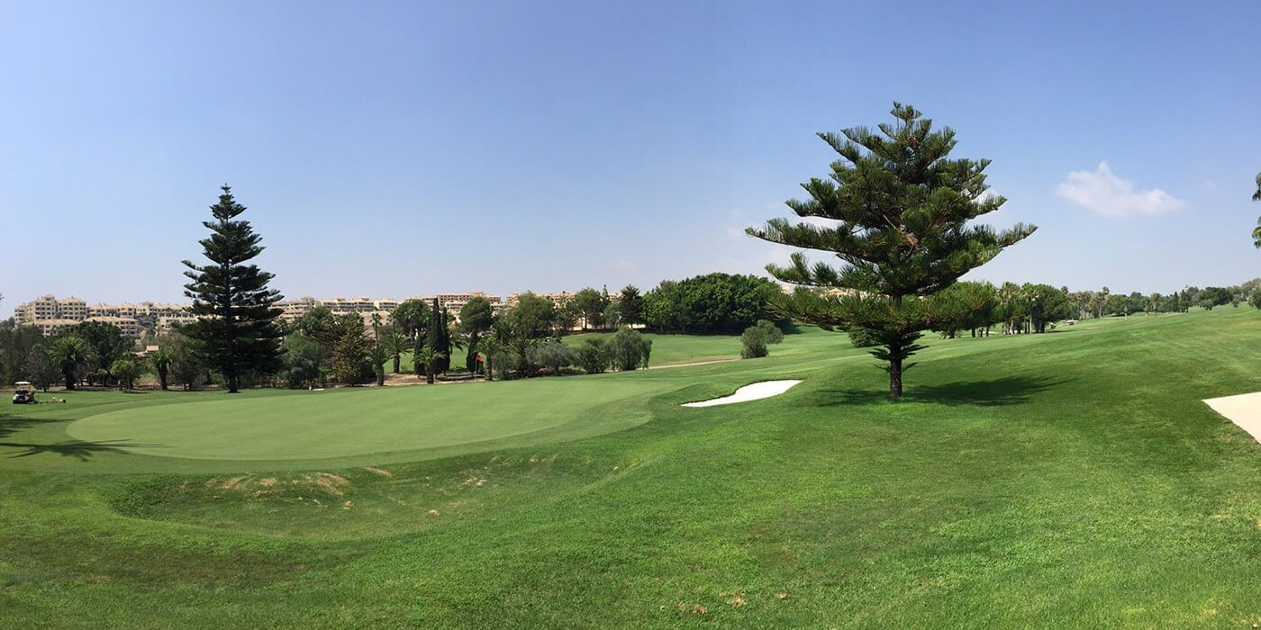 Golf Course Campoamor Golf in Alicante