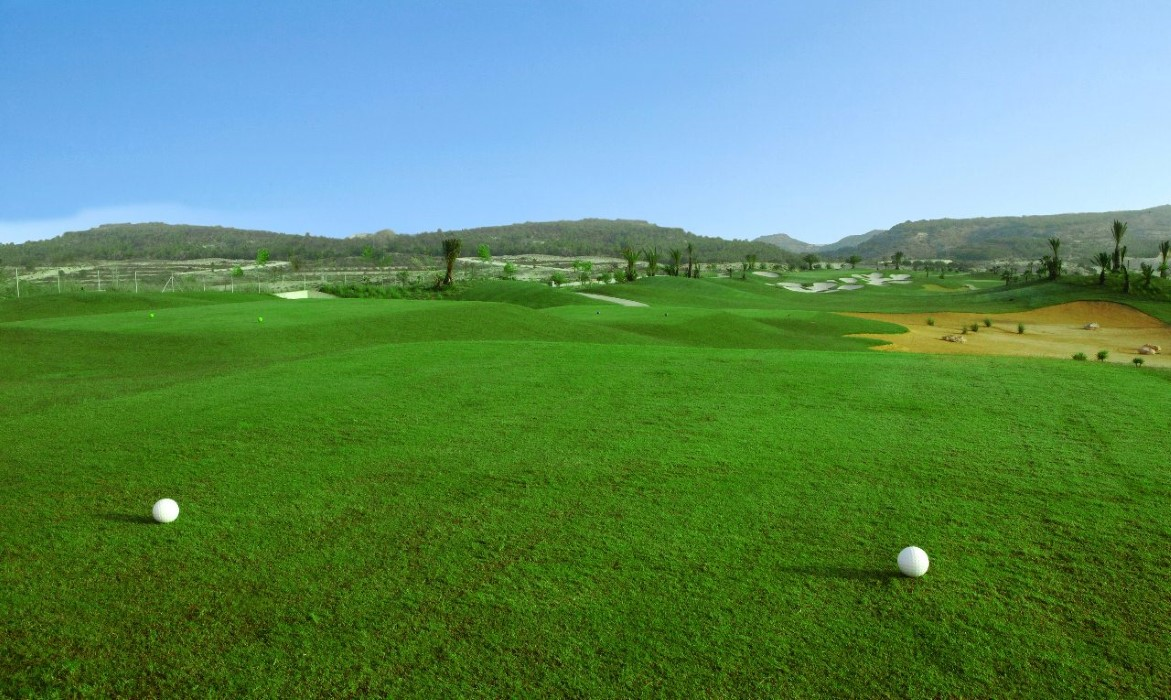 Golf Course Vistabella Golf in Alicante