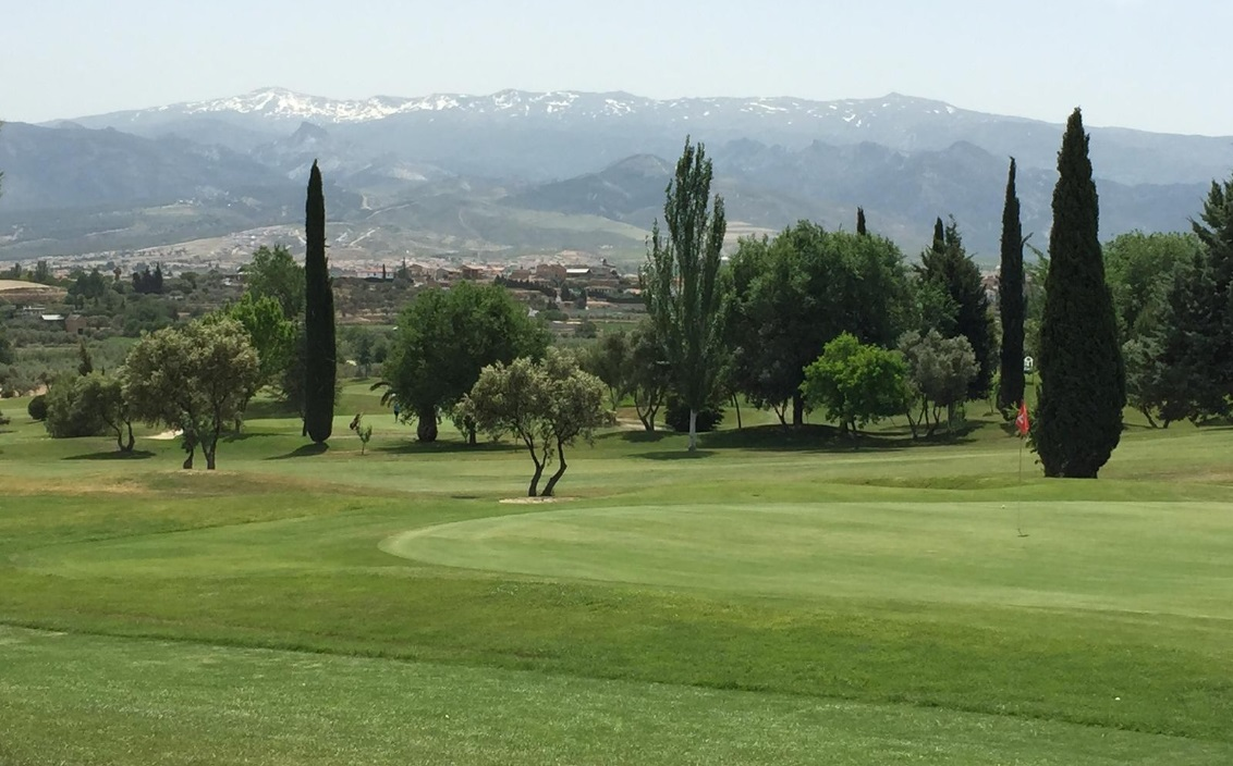 Golf Course Granada Club de Golf in Granada